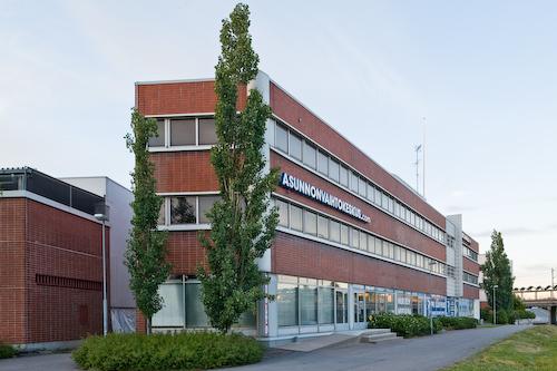 Liiketila Helsinki
