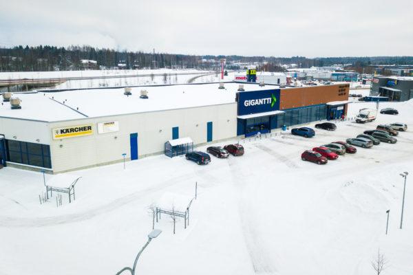 Liiketila Lappeenranta